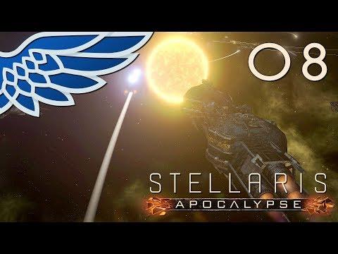 STELLARIS APOCALYPSE 2.0 | MACHINE PURGE PART 8 - Let's Play / Gameplay