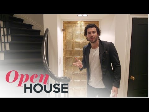 Million Dollar Listing's Steve Gold Gives A Tour Of A Beautifully Restored Townhouse | Open House TV