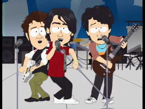 Jonas Brothers - South Park - The Ring