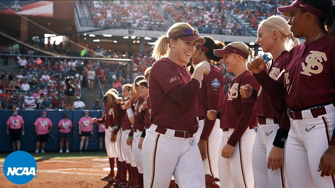 Florida State Softball Wins First Game of WCWS Championship ...