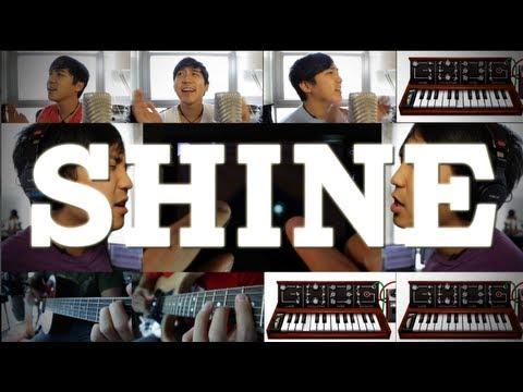SHINE  original song ft Magic Piano & Google Doodles