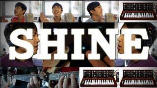 SHINE - original song ft. Magic Piano & Google Doodles