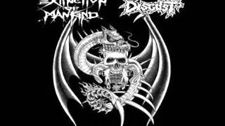 Extinction of Mankind - Disgust - Power corrupts SPLIT