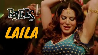 Laila Main Laila Promo  Raees  Shah Rukh Khan  Sunny Leone  Pawni Pandey  Ram Sampath