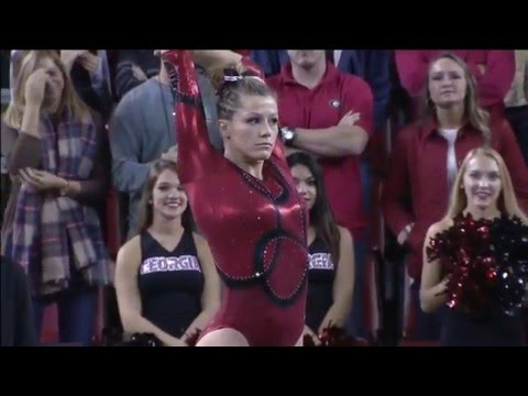 Brittany Rogers (Georgia) 2016 Floor vs Stanford 9.825