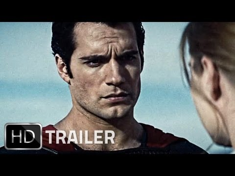 MAN OF STEEL Official Trailer 2 German Deutsch 2013 FullHD