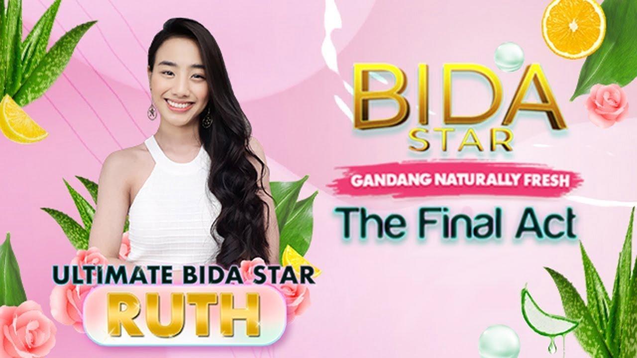 RUTH PAGA IS THE ULTIMATE BIDA STAR GANDANG NATURALLY FRESH | Co-Presented by Eskinol