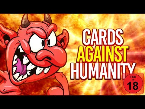 1H SPECIAL der UNMENSCHLICHKEIT 💀 HWSQ 102 ★ Cards Against Humanity