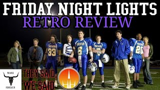 Friday Night Lights (Series) Review