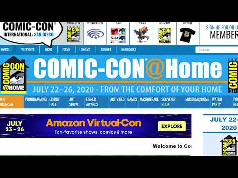 Business Report: San Diego Misses Out On Comic-Con Crowds thumbnail