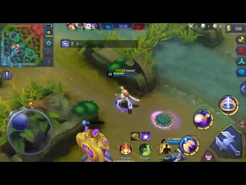 Mobile Legends: ATOM SQUAD PALEMBANG