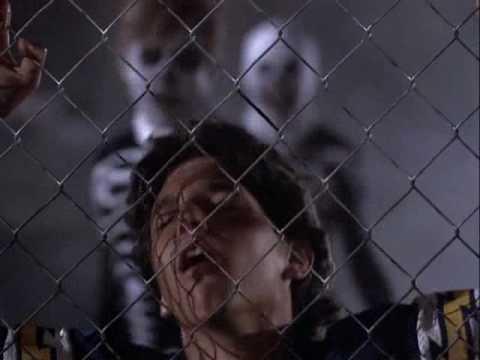 Karate Kid halloween fight (1984)