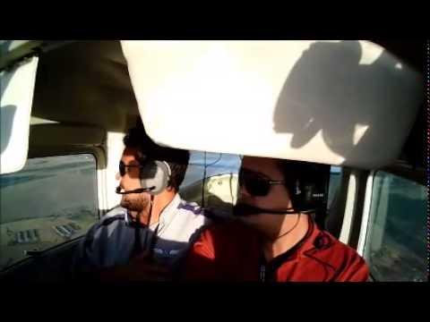 vôo aeroclube de Uberlândia   23\07\14