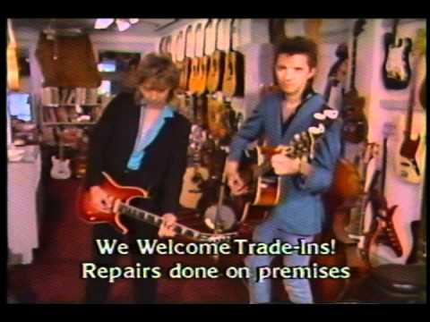 Vintage Vintage Guitar Commercial - Albany,  LarkStreetMusic.com Teaneck NJ