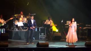 Shreya Ghoshal Saans Main Saans Mili To - Live in Concert Holland 2015