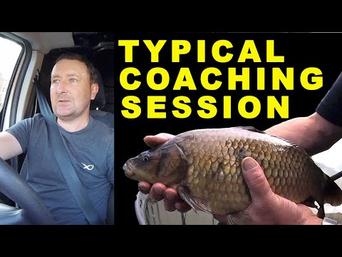 A Typical Fishing Coaching Day - Fishing Coaching & Tuition