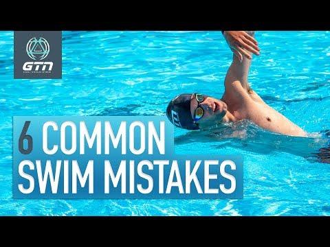 6 Common Swim Mistakes | Drills To Improve Your Stroke