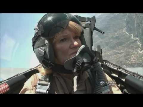 ABC Reporter Joins Pilots in Combat Zone