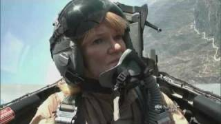 ABC Reporter Joins Pilots in Combat Zone
