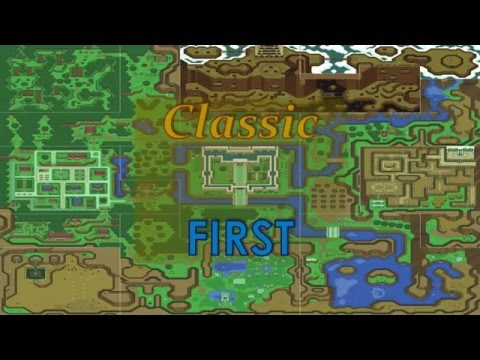 Classic First!  Link to the Past Ep. 1 - Lawful Combatant