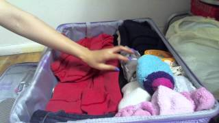 Whats In My Suitcase + Packing Tips Thumbnail