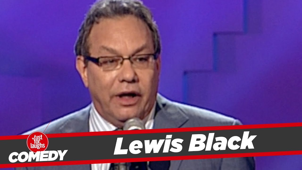 Download Lewis Black Stand Up - 2007