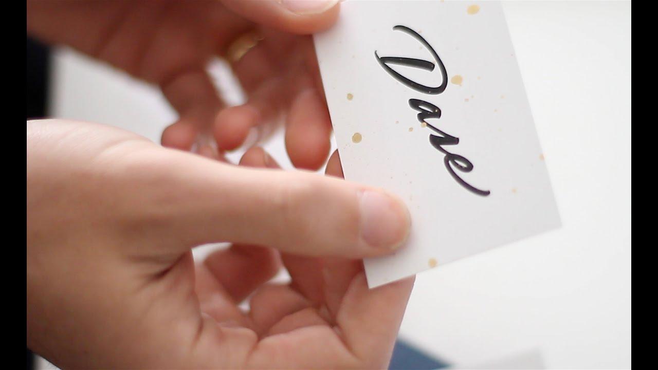Tutorial: Cómo diseñar unas tarjetas de visita en Adobe InDesign ...