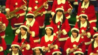 180人のサンタコンサート 2015.