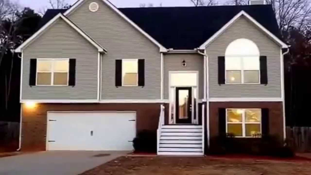 Houses to Rent-to-Own in Atlanta Griffin House 5BR/3BA by Real Property Management in Atlanta & Houses to Rent-to-Own in Atlanta: Griffin House 5BR/3BA by Real ...