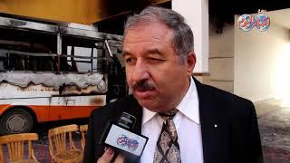 أخبار اليوم | المستشار القانوني لمدرسة المصرية : الحريق بفعل فاعل