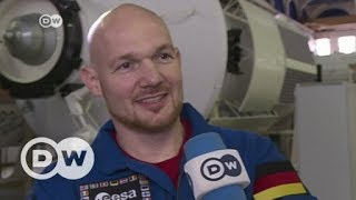 ESA astronaut Alexander Gerst set for next ISS mission | DW English