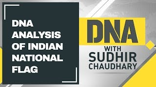 DNA Analysis of Indian National Flag