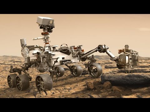 NASA's Mars 2020 rover will search for ancient life in 'prime hunting ground'