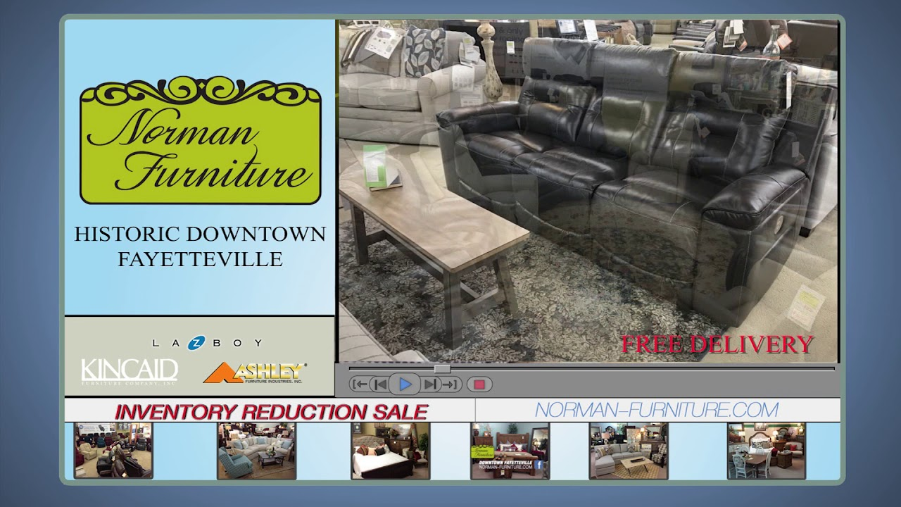Norman Furniture Inventory Reduction 2019