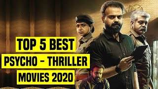 Top 5 Best South Indian Psychological Thriller Movies of 2020 | You Shouldn't Miss