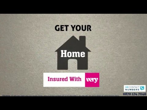 Home Insurance by Very co uk: Things to Know