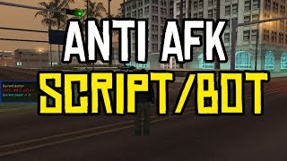 [CLEO] Anti AFK Script ! ( For RP Servers )