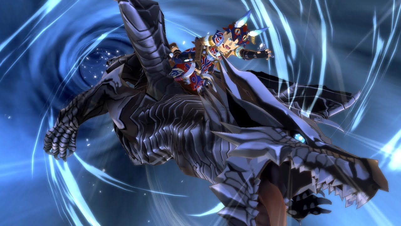 Monster Hunter Stories 2 - All Ultimate Attacks