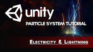 unity 5 5 lightning electricity w realtime lights particle vfx tutorial