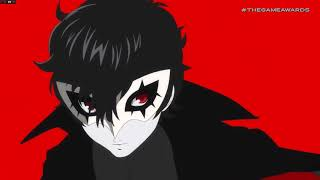 Super Smash Bros X Persona 5 Joker Reveal Trailer - Game Awards 2018