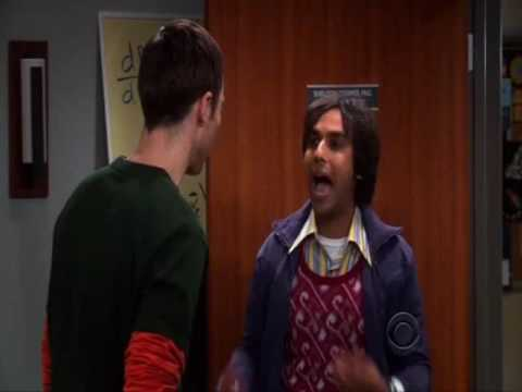 The Big Bang Theory  ~ Dark Matter