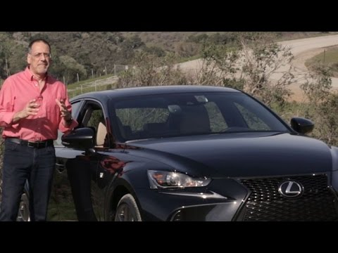 A sexy Lexus you can afford (CNET On Cars, Ep. 107)