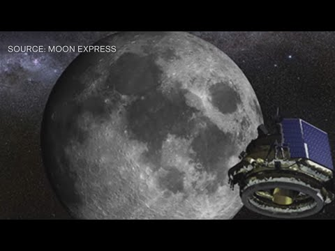 This Startup Plans to Land a Robot Spacecraft on the Moon by 2017