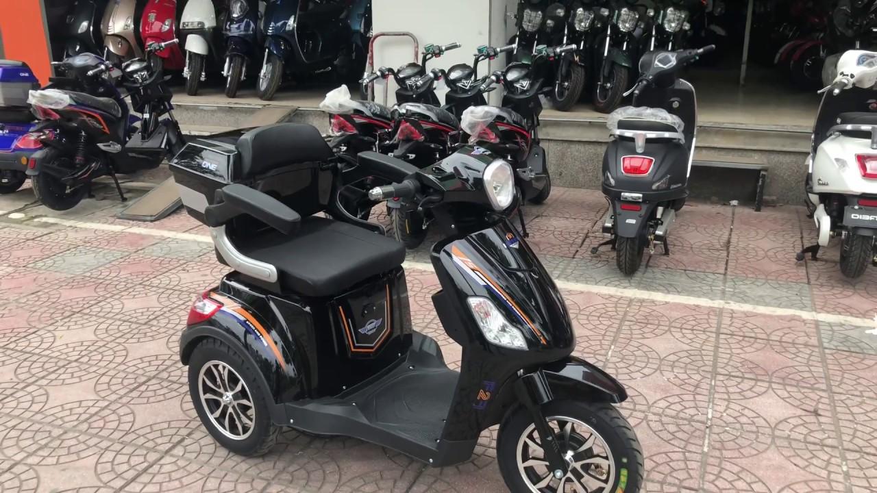 [ĐÁNH GIÁ XE] Máy điện 3 bánh tại thị trường Việt Nam