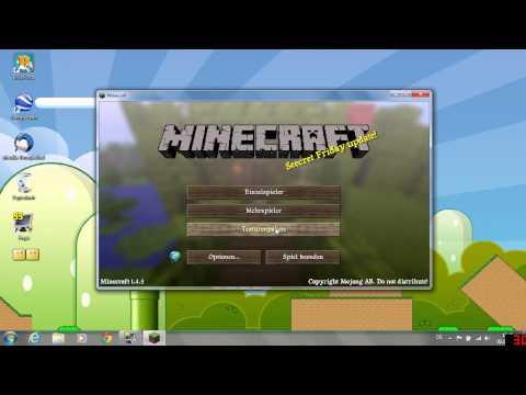 Wie lädt man sich ein Minecraft Texture Pack herunter (Tutorial)