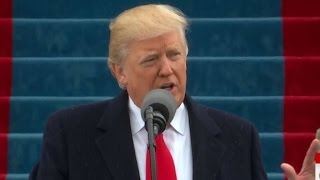 Trump: We are transferring power from DC back to people