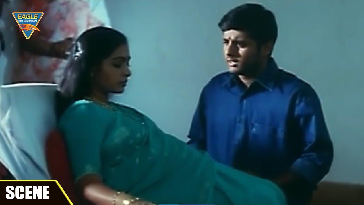 Pyar Ki Jigar Hindi Dubbed Movie || Beautiful Sentiment Scene Between Nitin & Seetha || Nithin