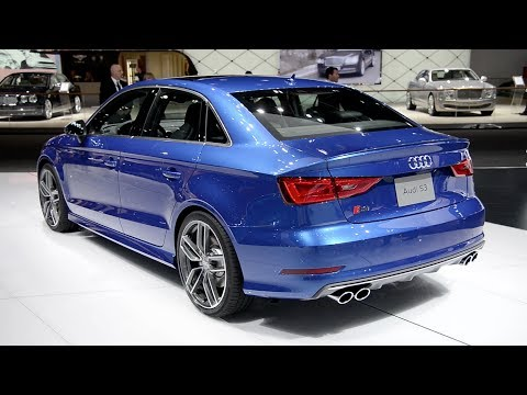 2015 Audi S3 & Allroad Shooting Brake Concept - Detroit 2014 Walkaround