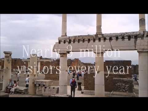Pompeii mini documentary, history, information & tourist guide