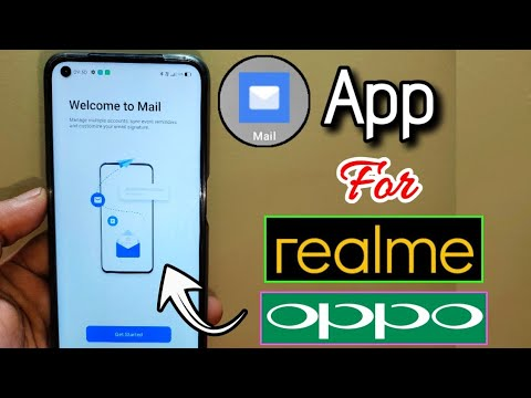 Mail App for All Realme & Oppo Users | Realme Mail App | Realme Update